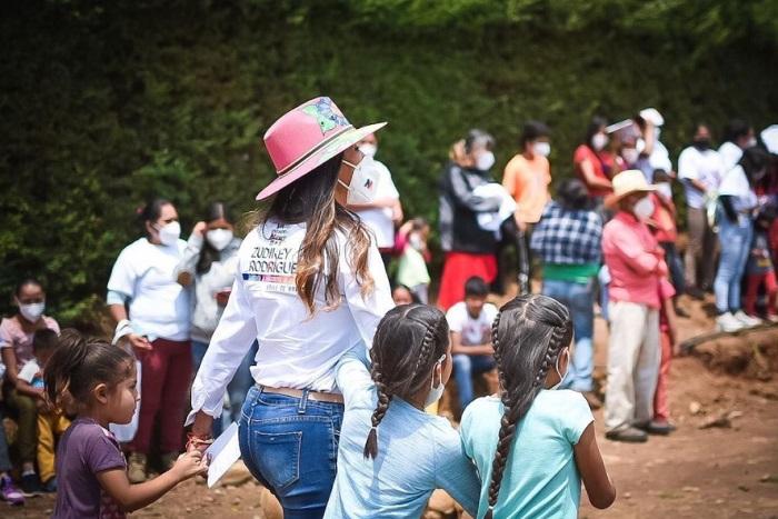 Zudikey Rodríguez y la amenaza de La Familia Michoacana