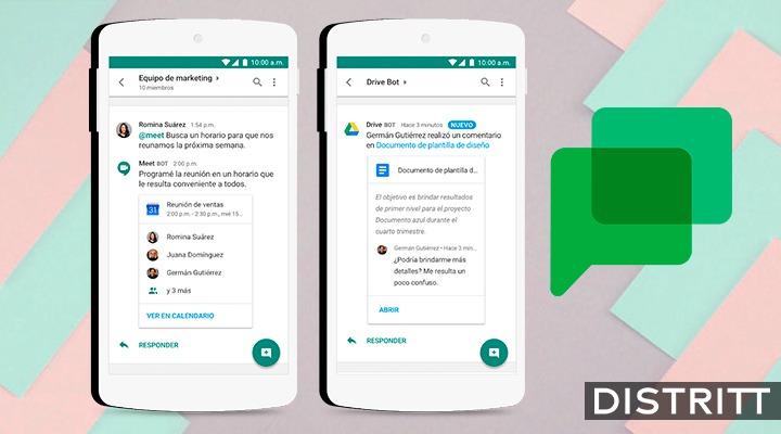 Google Chat: ¿qué es y cómo activar esta herramienta de mensajería?