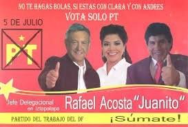 ¿Quién es Juanito, Rafael Acosta Ángeles?