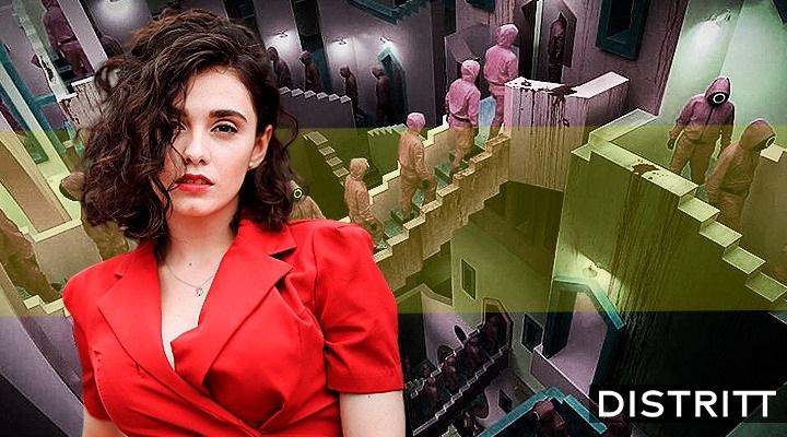 Quién es la actriz mexicana que sale en El juego del calamar