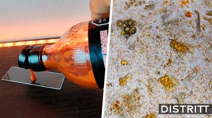 Analizan salsa Valentina con microscopio; esto encontraron