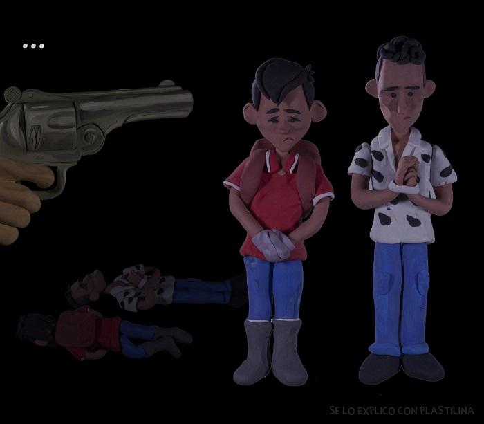 Colombia. Matan a niños venezolanos acusados de robo