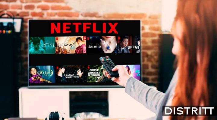 Netflix. Códigos para doramas, películas y series coreanas