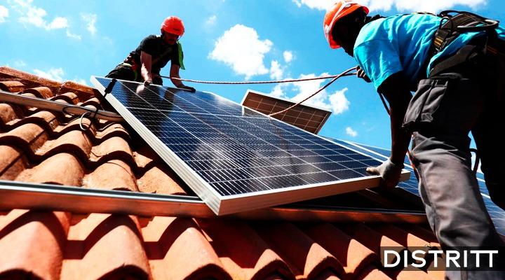 Paneles solares. ¿Cuánto cuestan y cuáles son los trámites?