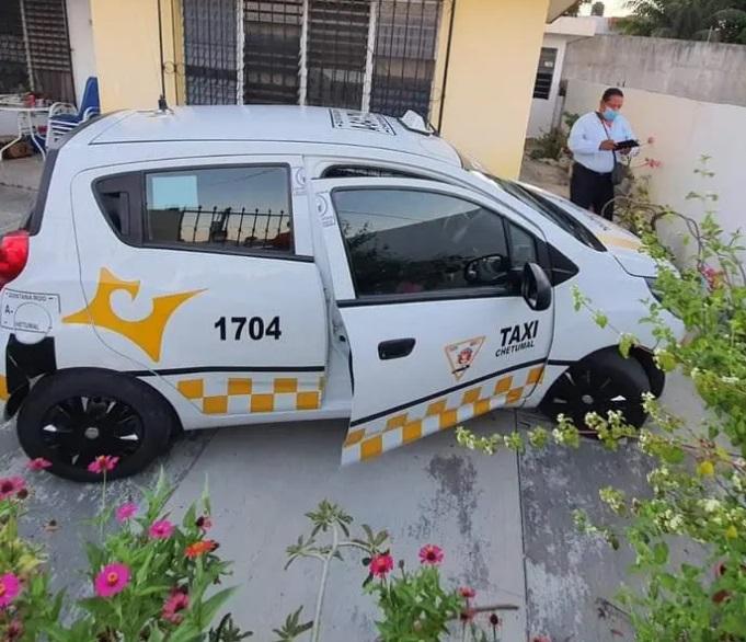 Niño murió tras ser atropellado por taxista