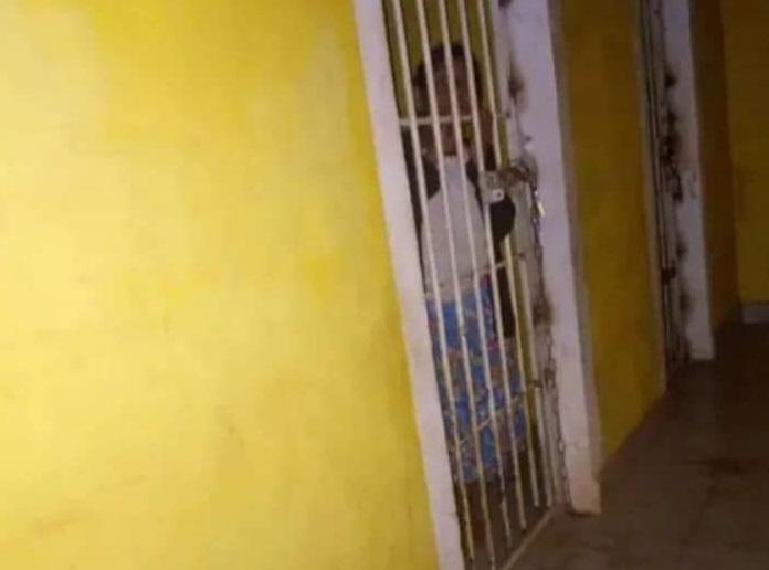 Detienen a niña que huyó de su violador en Cochoapa