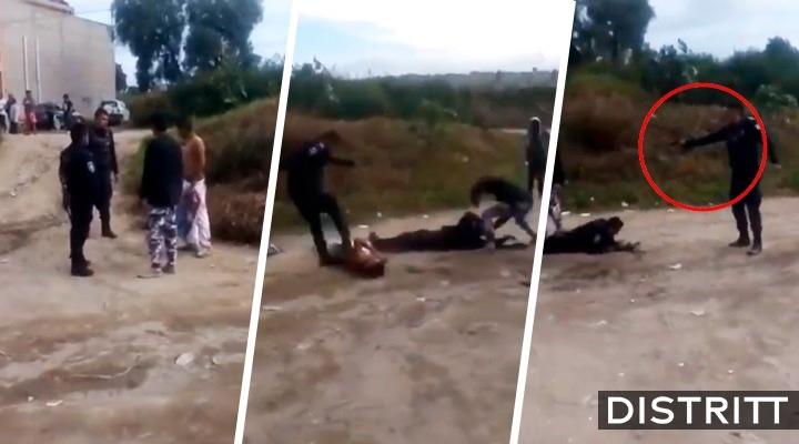 Edomex. Policía mata a hombre en Chimalhuacán
