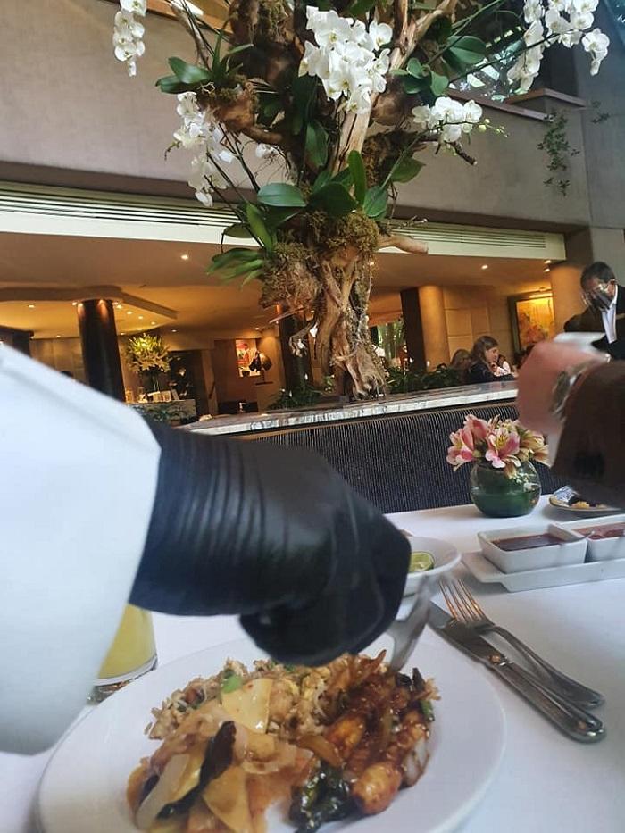 ¿Cuánto cuesta ir al restaurante Hunan?