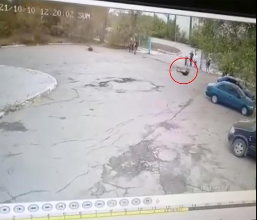Yevgenia Leontyeva. Muere mujer tras salto en bungee |VIDEO
