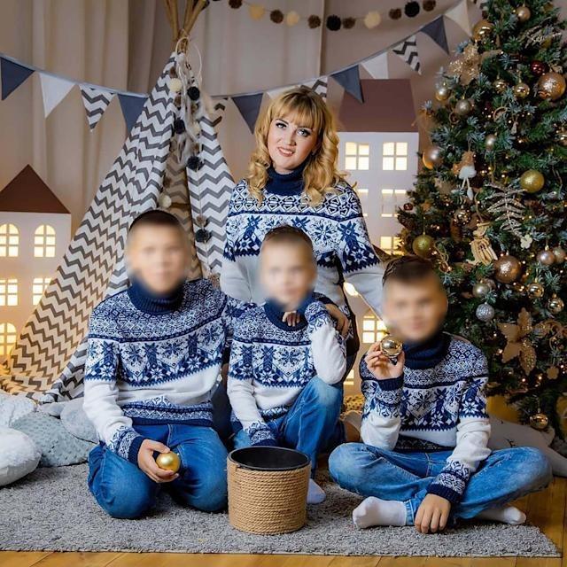 Yevgenia era madre de tres hijos
