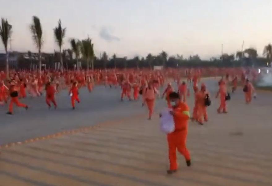 Enfrentamiento en refinaría de Dos Bocas; difunden videos