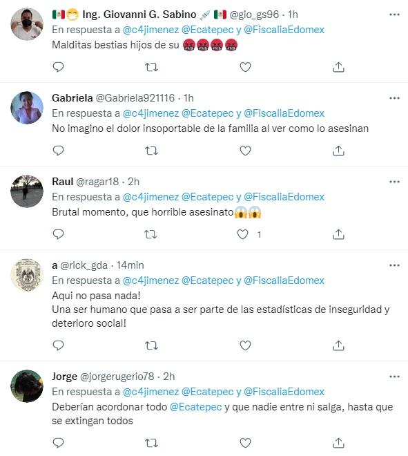 Difunden video del asesinato de abuelito en Ecatepec