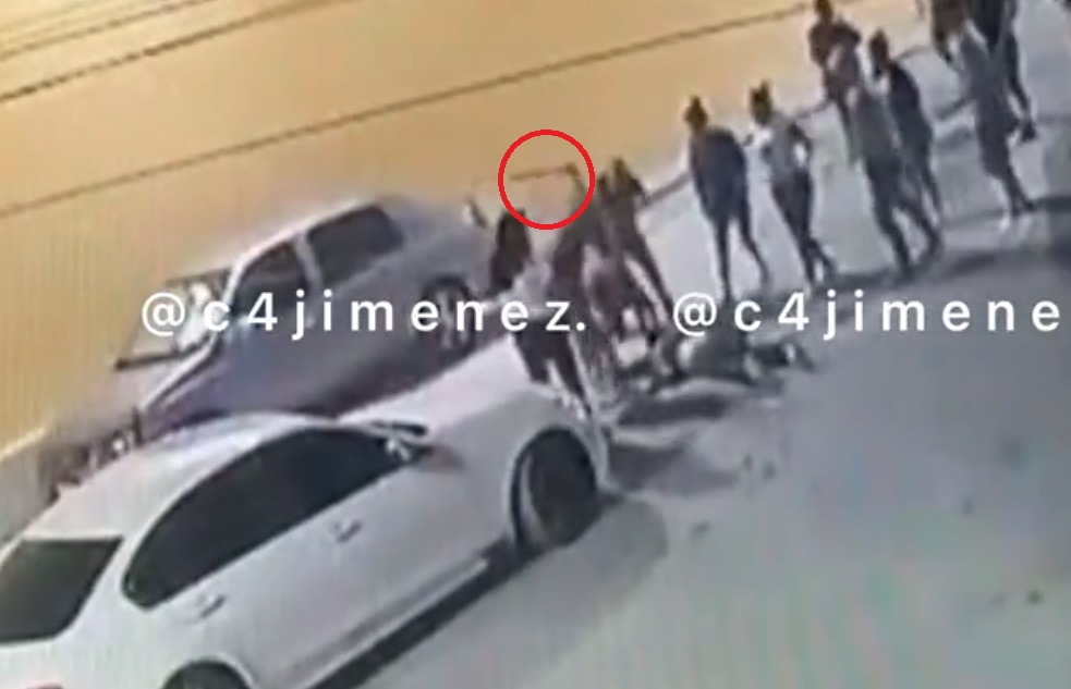 Edomex. Sujetos matan a adulto mayor en Ecatepec  VIDEO