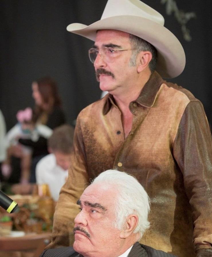 Periodista reafirma que Vicente Fernández tiene muerte cerebral